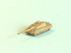 E-100 Jagdpanzer Tankhunter 1/285 6mm in Frosted Ultra Detail
