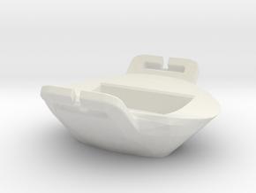 Dexcom G4 / G5 Night Arm cover in White Natural Versatile Plastic