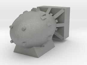 Fat Boy Atom Bomb (x1) in Gray PA12
