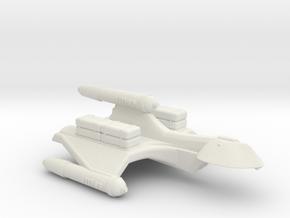 3788 Scale Romulan SparrowHawk-H+ Cargo Transport in White Natural Versatile Plastic