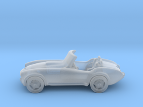 AC Cobra    1:120  TT in Smooth Fine Detail Plastic