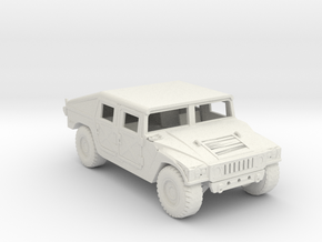 m966v2 160 scale in White Natural Versatile Plastic
