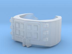 Male V Hacks Time Traveler Module 4 in Smooth Fine Detail Plastic