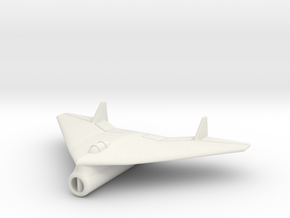 (1:144) Arado Ar E.581.5 in White Natural Versatile Plastic