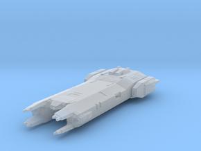 Robotech Macross ARMD Type-04 cruiser in Smooth Fine Detail Plastic