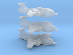 Marauder bomber WH40k epic/3 models in Smooth Fine Detail Plastic