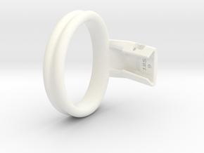 Q4-DT185-09 in White Processed Versatile Plastic