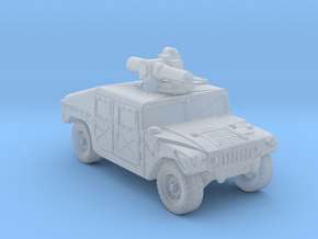 M966wTow 285 scale in Smooth Fine Detail Plastic