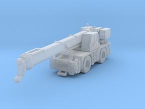 LiebLRT1100-2 offroad crane in Smoothest Fine Detail Plastic: 1:400