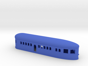 McKeen Motorcar in Blue Processed Versatile Plastic