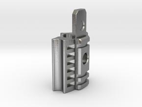 Graflex Mentor - Var2 Part14 - Power Switch in Natural Silver