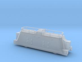 Panzerzüge kommandowagen armored train 1/144 in Smooth Fine Detail Plastic