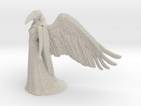 Raven Queen in Natural Sandstone