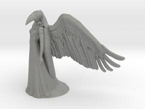 Raven Queen in Gray Professional Plastic