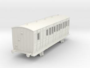o-76-bc-hb-3-5-brk-3rd-coach-1 in White Natural Versatile Plastic