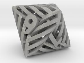 Helix d8 in Aluminum