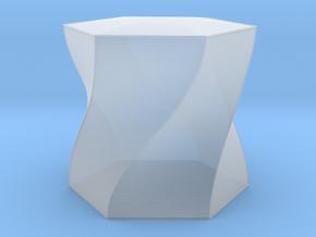 Miniature Moroso Twist Again - Moroso in Smooth Fine Detail Plastic: 1:12