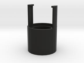 Godox AD200 Bare Bulb Cover in Black Natural Versatile Plastic