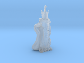 1-87 Dragon Knight 3 in Smooth Fine Detail Plastic
