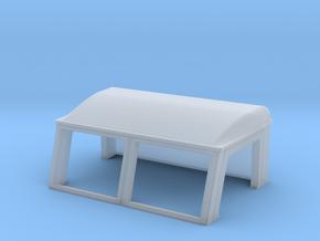 6x6 Corbit/White/Brockway Roof HO in Smooth Fine Detail Plastic