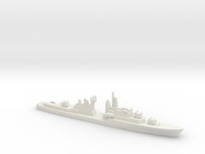 HMAS Vampire, 1/2400 in White Natural Versatile Plastic