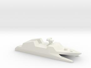 Type 022 missile boat, 1/1250 in White Natural Versatile Plastic