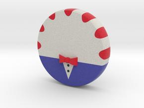 mini Peppermint Butler 2 inch DIY in Full Color Sandstone