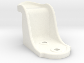"Camel Co Side Door Stop - 2.5"" scale in White Processed Versatile Plastic"