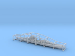 UK BB Project Design 16E38 in Smooth Fine Detail Plastic: 1:2400
