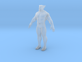 Printle V Homme 1912 - 1/87 - wob in Smooth Fine Detail Plastic