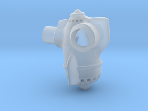 Dart Jet Pack in Smooth Fine Detail Plastic