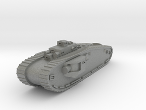 Mk VIII Liberty Tank (U.K. & U.S.) in Gray PA12