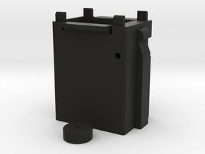 Airsoft PPSH MP40 / Sten Mag Adaptor in Black Natural Versatile Plastic