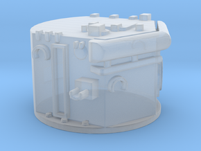 Matilda CDL turret  1:144 in Smooth Fine Detail Plastic
