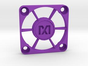 MAXIM-MINILOAD-GRILL-001 in Purple Processed Versatile Plastic
