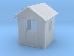 Spielhaus für H0 und 0 in Smooth Fine Detail Plastic: 1:87 - HO