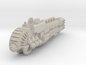 StarMalice Plasma Cannon for Imperial Knight in Natural Sandstone