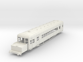 o-43-lner-clayton-steam-railcar-d91 in White Natural Versatile Plastic