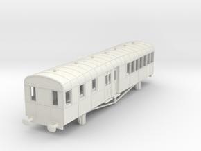 0-76-lner-clayton-railcar-trailer-1 in White Natural Versatile Plastic