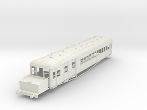 o-32-lner-clayton-steam-railcar-d92 in White Natural Versatile Plastic