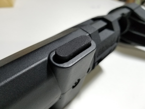 G&G PDW15 & CQB - Upgrade Rail Release Tabs in Black Natural Versatile Plastic