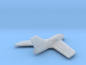 (1:285) Messerschmitt Me P.1112 S/1 in Smooth Fine Detail Plastic