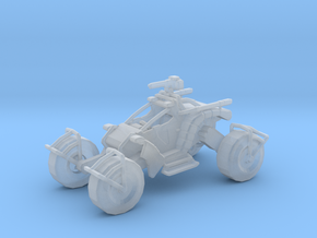 Hopper All-Terrain Vehicle in Smooth Fine Detail Plastic