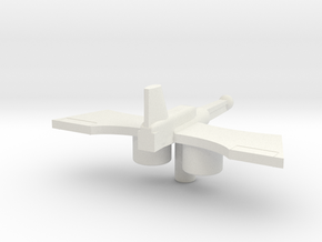 Acroyear Hyperdrone in White Natural Versatile Plastic