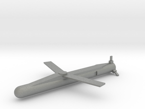 MBDA SPEAR 3 Wings extended 1/72 in Gray Professional Plastic