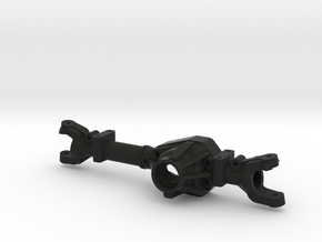 NC60 170mm Right Drop Front Leafed Axle for RC4WD in Black Natural Versatile Plastic