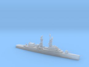 1/2400 Scale USS John Pual Jones DDG-34 Destroyer in Smooth Fine Detail Plastic