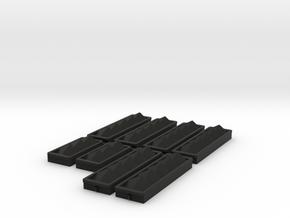 Engineroom ventilation Wellcraft SC38 in Black Premium Versatile Plastic: 1:10