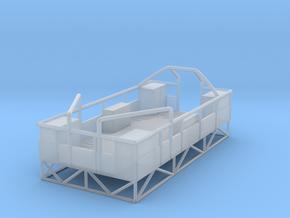 1/72 HMS Garland 3 inch platform in Smooth Fine Detail Plastic