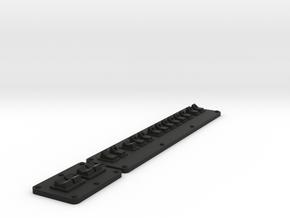 Switches  in Black Premium Versatile Plastic: 1:8